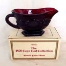 Avon Cap Cod Red Footed Sauce Boat