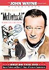 McLintock! (DVD, 2005, Collector's Edition)