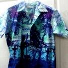 Hawaii Multi Color Shirt Size L Unisex