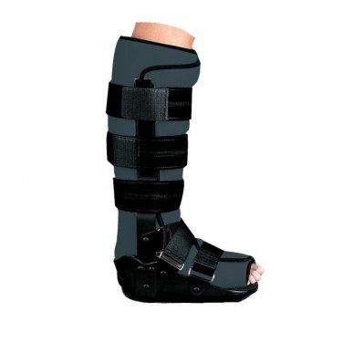 Maxtrax Orthopedic Black Boot Size Small