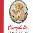 Campbell's Classic Recipes (2002, Hardcover)