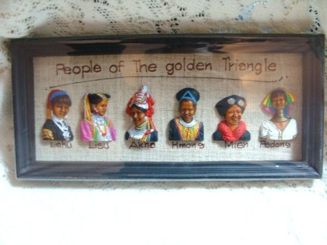 NIB MUANG MANG THAILAND GOLDEN TRIANGLE PEOPLE PICTURE