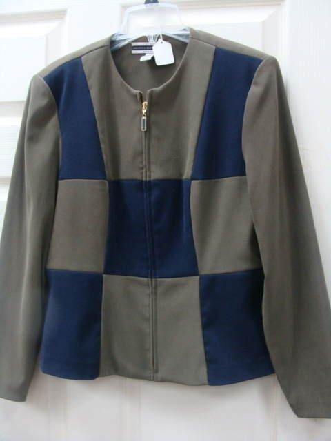 Amanda Smith 2-Piece Womens Ladies Jacket & Skirt Outfit Petite Size 12