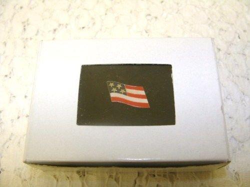 USA UNITED STATES OF AMERICA FLAG PATRIOTIC TACK PIN