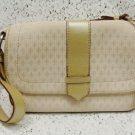 Liz Claiborne Designer Crazy Horse Handbag Purse - NICE