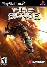 Fireblade  (Sony PlayStation 2, 2002)
