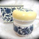 Avon Delft Blue SSS Skin Softener Decanter