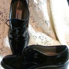 PRIMO BOYS MENS DRESS DESIGNER BLACK SHOES NEW