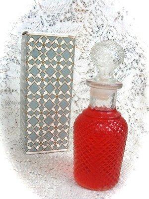 Avon Flavor Fresh  Apothecary Decanter 6 fl. oz.