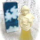 Avon Angel Song with Lyre  Charisma CologneDecanter 1 fl. oz.