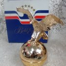 Avon Bold Eagle Decanter Tai Winds After Shave 3 oz.