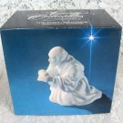 Avon Nativity Collectibles  The Magi Melchior Porcelain Figurine