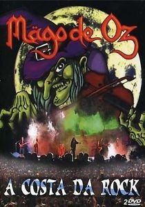 Mago de Oz - A Costa Da Rock (DVD, 2004, 2-Disc Set)