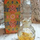 Avon Roses Roses Cologne Crystal Decanter 2 oz. - L@@K!