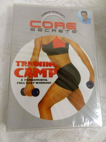 CORE SECRETS TRAINING CAMP A FUNDAMENTAL FULL BODY WORKOUT DVD - (SEALED)