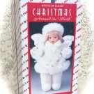 "House of Lloyd Christmas Angel Doll  Around the World""Snow Drop"""