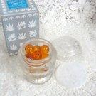Avon Fostoria Compote  Skin-So-SoftBath Oil Capsules