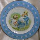 Avon Tenderness Collectible 1974 Plate