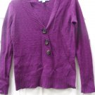 Old Navy Womens Ladies  Purple Violet Sweater Size Small