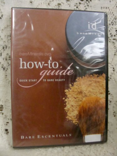 Bare Minerals How-to-Guide DVD - (NEW)