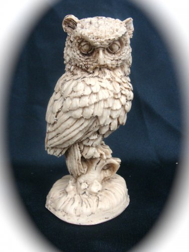Small Sculpture Owl