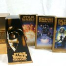 Star Wars Trilogy SPECIAL ADDITION 3-PC VHS SET 1997