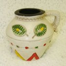 Indian American Pottery Anitque Vase - (NICE!)