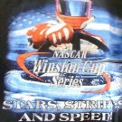 NASCAR RACING FAN WINSTON CUP SERIES T-SHIRT COLLECTORS
