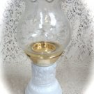 Avon Hurricane Lamp  Bird of Paradise CologneDecanter 6 oz.