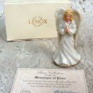 Lenox Collectibles Messenger of Peace Figurine