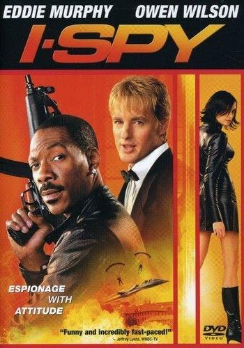 I Spy (DVD, 2003)