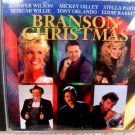 Branson Christmas Music CD Country Folk Holiday Parton Gilley Show CD
