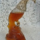 Avon Bird of Paradise Cologne Peacock Decanter Vintage 5 oz.