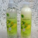 Avon Naturals Gardenia Blossom Body Mist & Lotion 8.4 oz. FULL SIZE