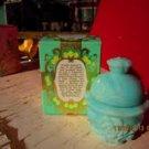 Avon Victorian Fielded Flowers Body Powder Sachet