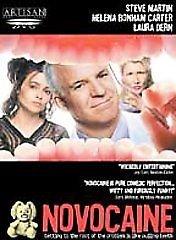 Novocaine (DVD, 2002)