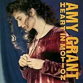 Heart in Motion by Amy Grant (CD, Mar-1991, A&M (USA))