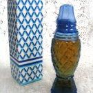 Avon Sonnet Cologne Crystalpoint Salt Shaker Decanter 1.5 oz.