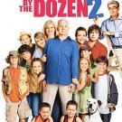 Cheaper By the Dozen 2 (DVD, 2006, Dual Side)