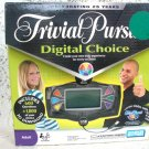 Trivia Pursuit Digital Choice  Parker Brothers Game BRAND NEW