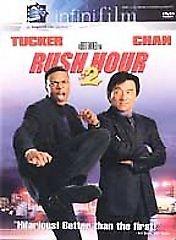 Rush Hour 2 (DVD, 2001)