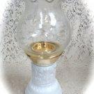 Avon Bird of Paradise Cologne Hurricane Lamp  6 oz.
