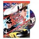 Speed Racer (DVD, 2008, Full Frame)