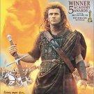 Braveheart (DVD, 2000, Sensormatic - Widescreen)