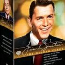 Frank Sinatra: The Golden Years (DVD, 2008, 5-Disc Set, Slipcase)