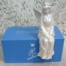 Avon Iridescent Angel Shelf Sitter