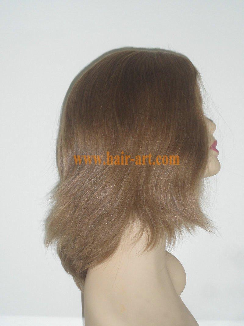 "#10-16""-European hair stock jewish wig (Sheitel Kosher wigs)"