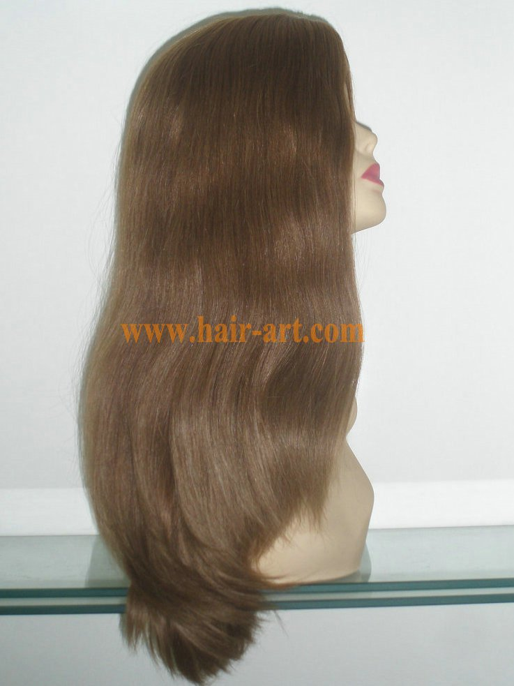 "#30-20""-European hair stock jewish wig (Sheitel Kosher wigs)"