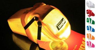 Woho Multi-color Firefly Fixie Bike Seat Saddle Bag