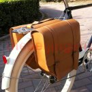 Vintage Bicycle Bike Leather Rear Rack Saddle Bag